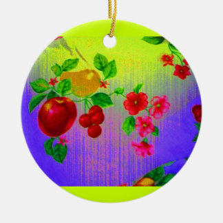 Ambrosia with Gumdrops Christmas Ornament