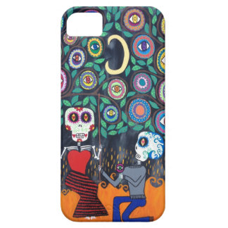 Ambrosino Art iPhone iPad Case Day of The Dead