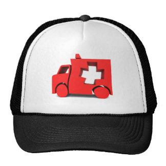 ambulance cap