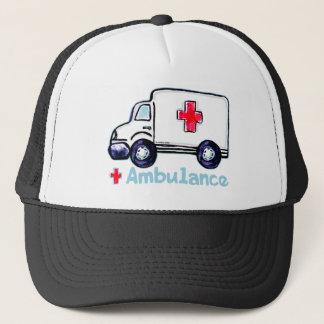 Ambulance Cap