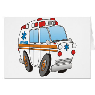 Ambulance Card