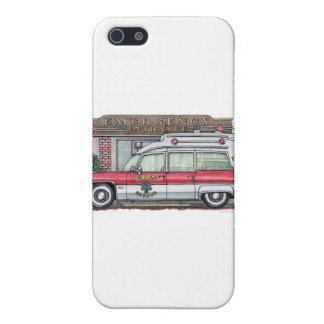 Ambulance Cover Case For iPhone 5/5S