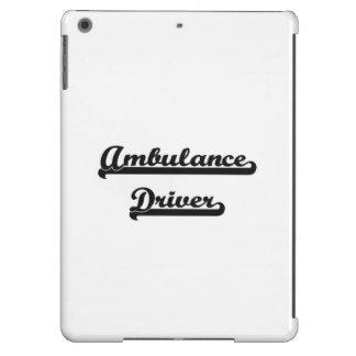 Ambulance Driver Classic Job Design iPad Air Case