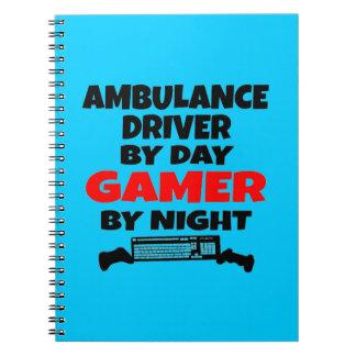 Ambulance Driver Gamer Notebook