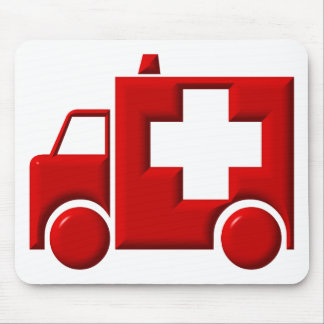 Ambulance / EMT Mousepads