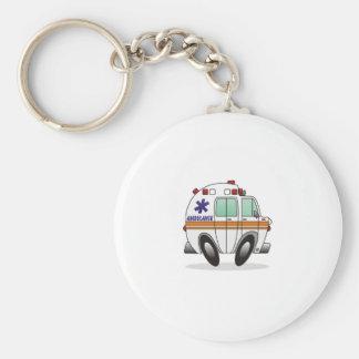 Ambulance Key Chains