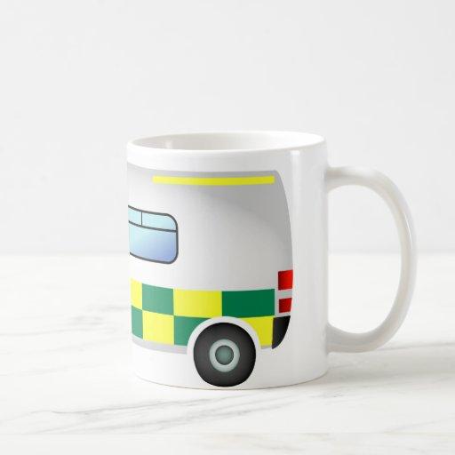 ambulance coffee mugs