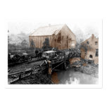 Ambulance Truck on Bridge WWI Pack Of Chubby Business Cards