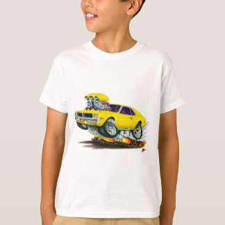 AMC Javelin Yellow Car T-Shirt