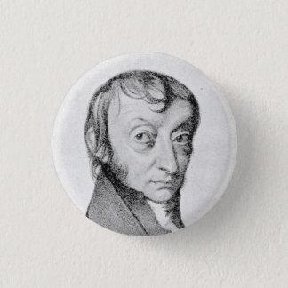 Amedeo Avogadro 3 Cm Round Badge