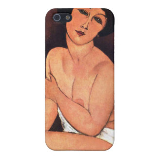 Amedeo Modigliani Large Seated Woman Case For iPhone 5/5S
