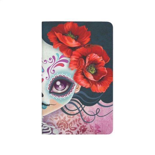 Amelia Calavera Pocket Notebook Journal