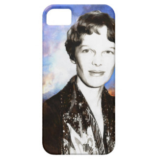 Amelia Earhart Artwork Barely There iPhone 5 Case