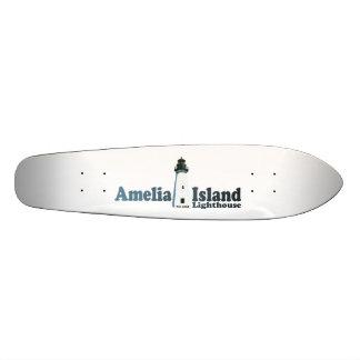 Amelia Island. Skate Boards