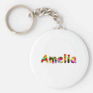 Amelia keychain style