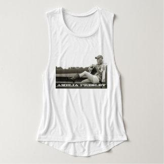 Amelia Presley Tailgate Women's Muscle Tank