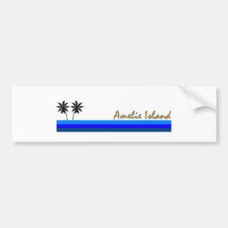 Amelie Island, Florida Bumper Sticker