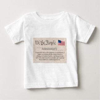 Amendment I Baby T-Shirt