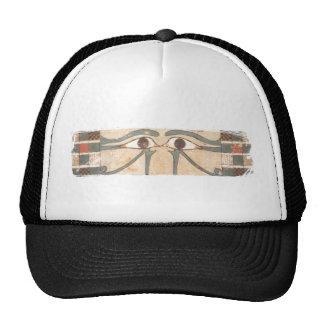 Amenhotep inner coffin blk mesh hat