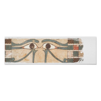 Amenhotep inner coffin blk poster