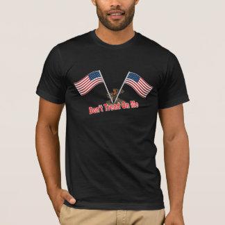 Amer. Don't Tread On By: Antsafire T-Shirt