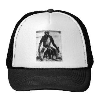 Ameranthropoides loysi hat