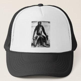 Ameranthropoides loysi trucker hat