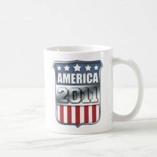 America 2011 Shield Mug