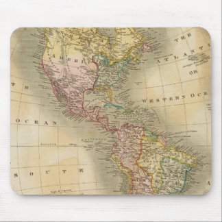 America 4 mouse pad