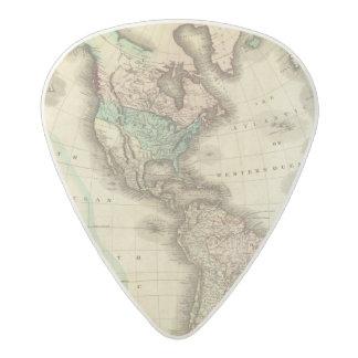 America 5 acetal guitar pick