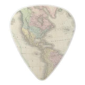 America 9 acetal guitar pick