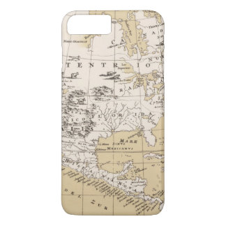 America, about 1670 iPhone 8 plus/7 plus case