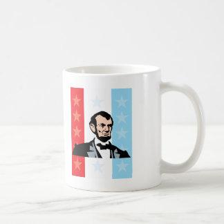 America - Abraham Lincoln President United States Classic White Coffee Mug