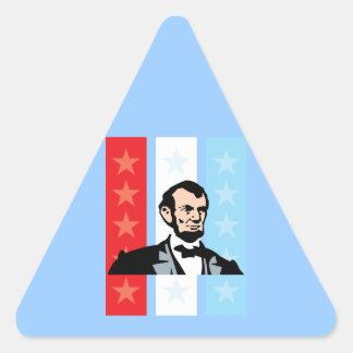 America - Abraham Lincoln President United States Sticker