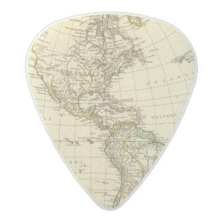 America Acetal Guitar Pick