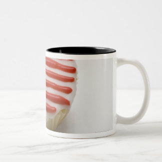 America, american, stars and stripes, fairy Two-Tone coffee mug