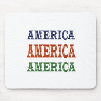 America American USA VALUE Artistic Base LOWPRICE Mousepad
