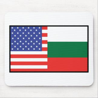 America Bulgaria Mouse Pad