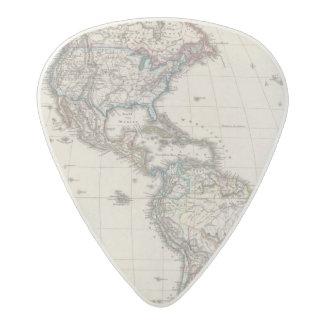 America by Stieler Acetal Guitar Pick