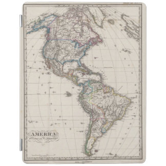 America by Stieler iPad Cover