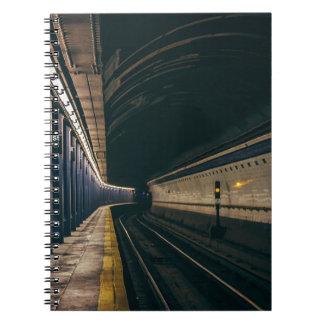 America City Manhattan Metro Ny Nyc New York Notebooks