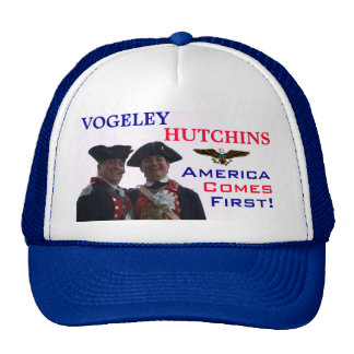 America Comes First Mesh Hats