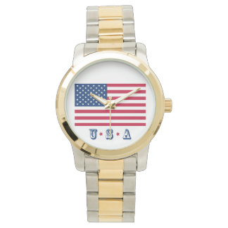 America flag American USA Watch