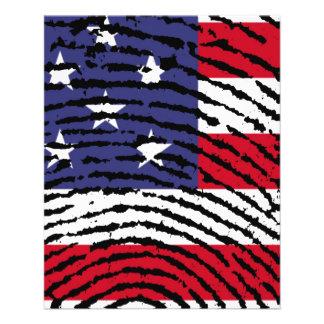 "America 4.5"" X 5.6"" Flyer"