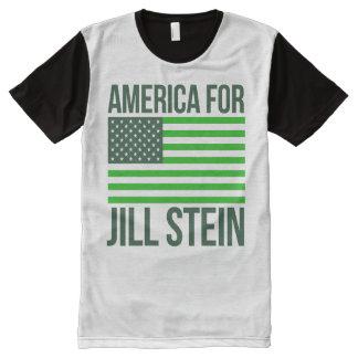 America for Jill Stein - - Jill Stein 2016 - All-Over Print T-Shirt