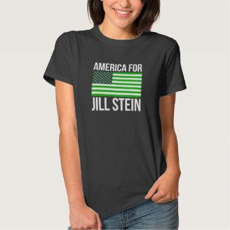 America for Jill Stein -- - Jill Stein 2016 - Shirts