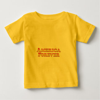 America Forever - Clothes Only Baby T-Shirt