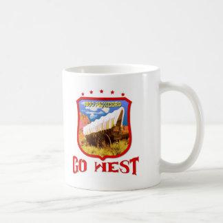 America Go West Mugs
