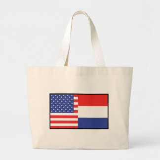 America Holland Large Tote Bag