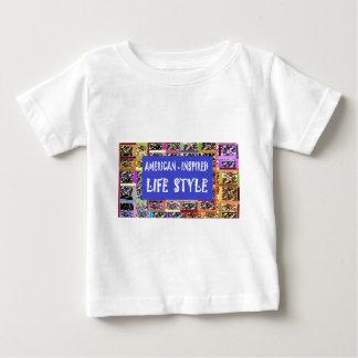 America Inspired Life Style Slogan Quote Wisdom T-shirt
